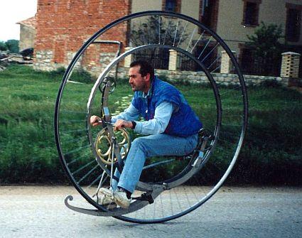 моновелосипед