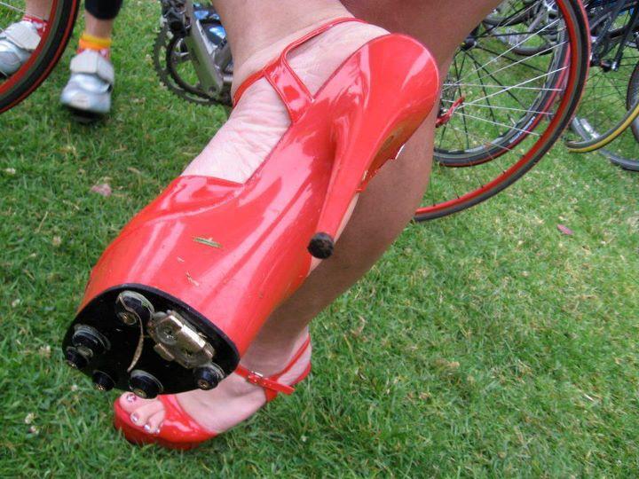 Heels & Wheels women scottsbikes.com