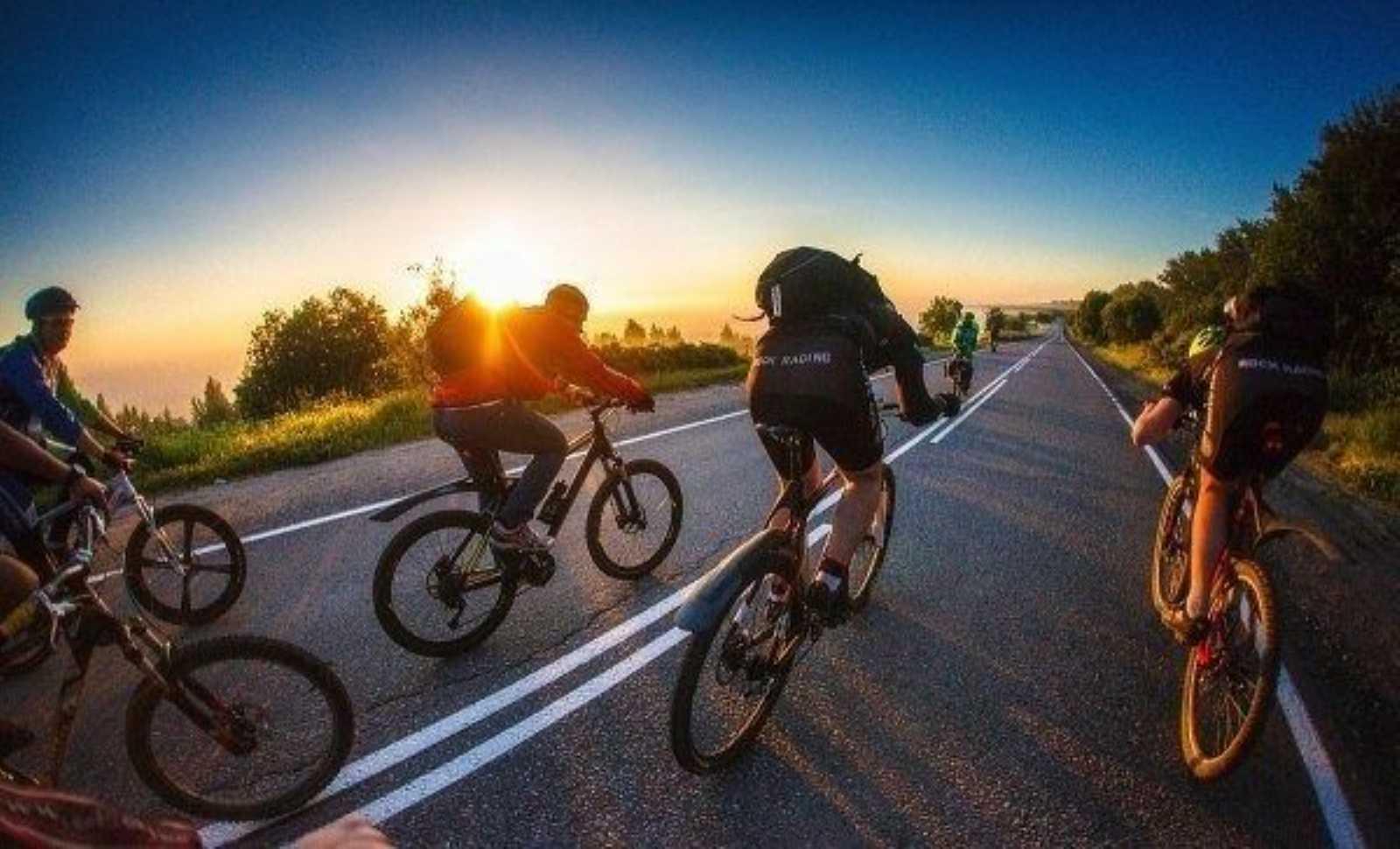 Покатушка - Раскаточно-дорожный первомай 100+км