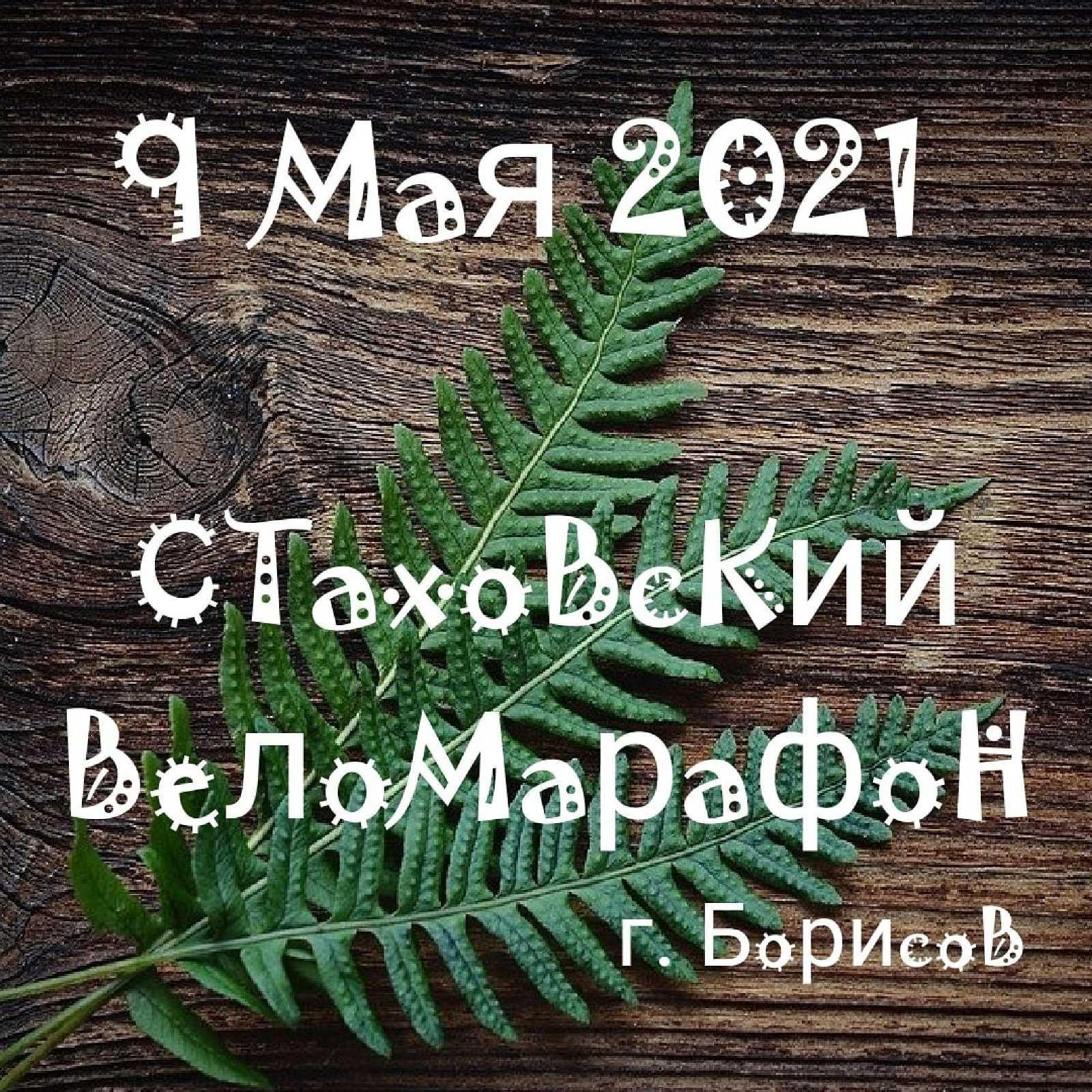 СТАХОВСКИЙ МАРАФОН г. Борисов