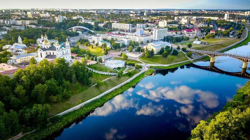 Витебск и область