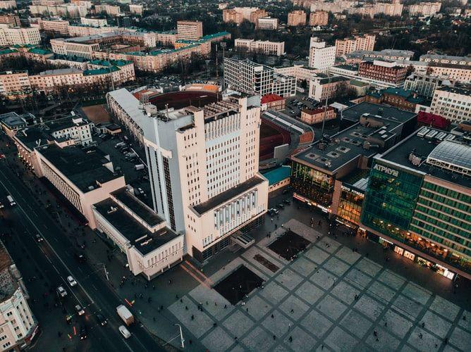 Могилев и область