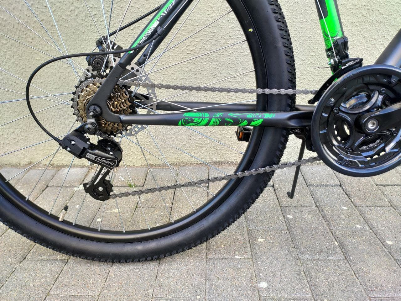 Горный велосипед AIST 26 сталь