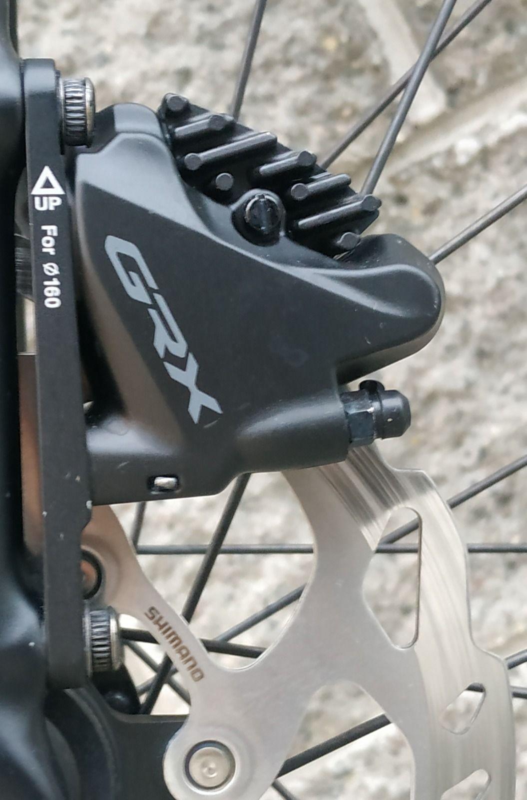 Shimano GRX RX600 groupset