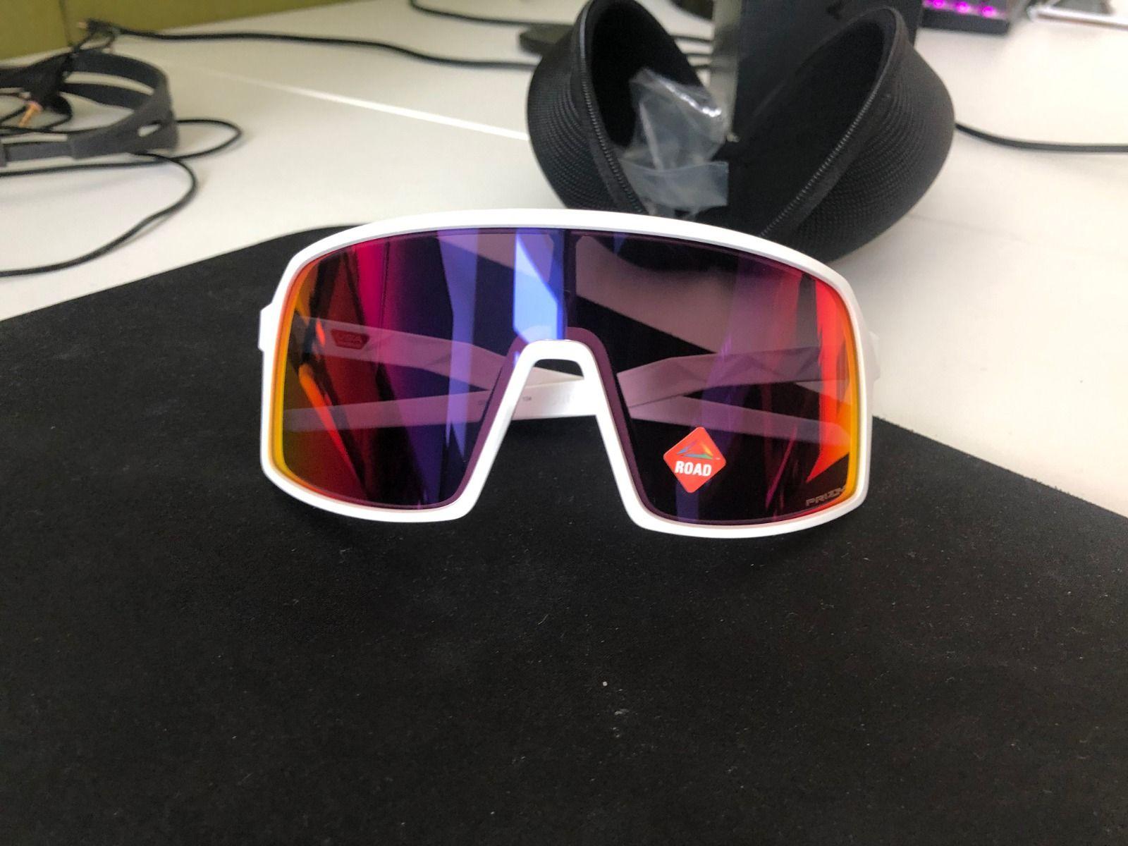 Oakley Sutro S PRIZM Road - Sports Glasses