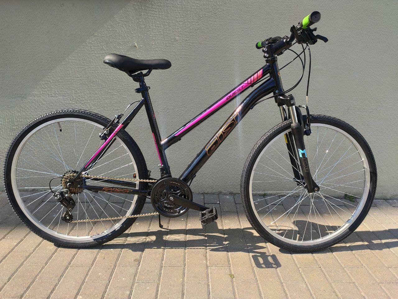 Горный велосипед AIST 26 сталь, дамка