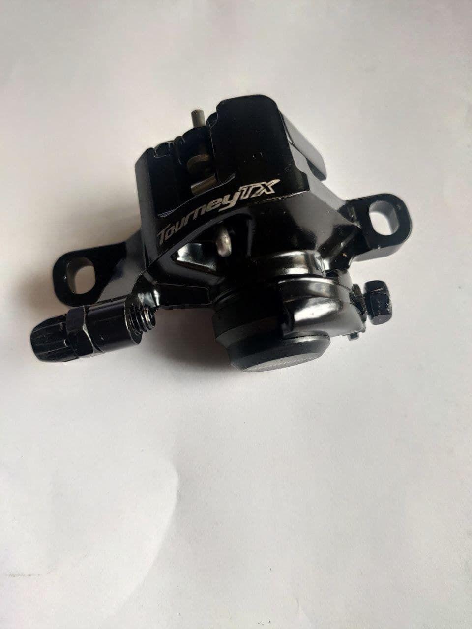 Тормоз дисковый механический Shimano BR-TX805