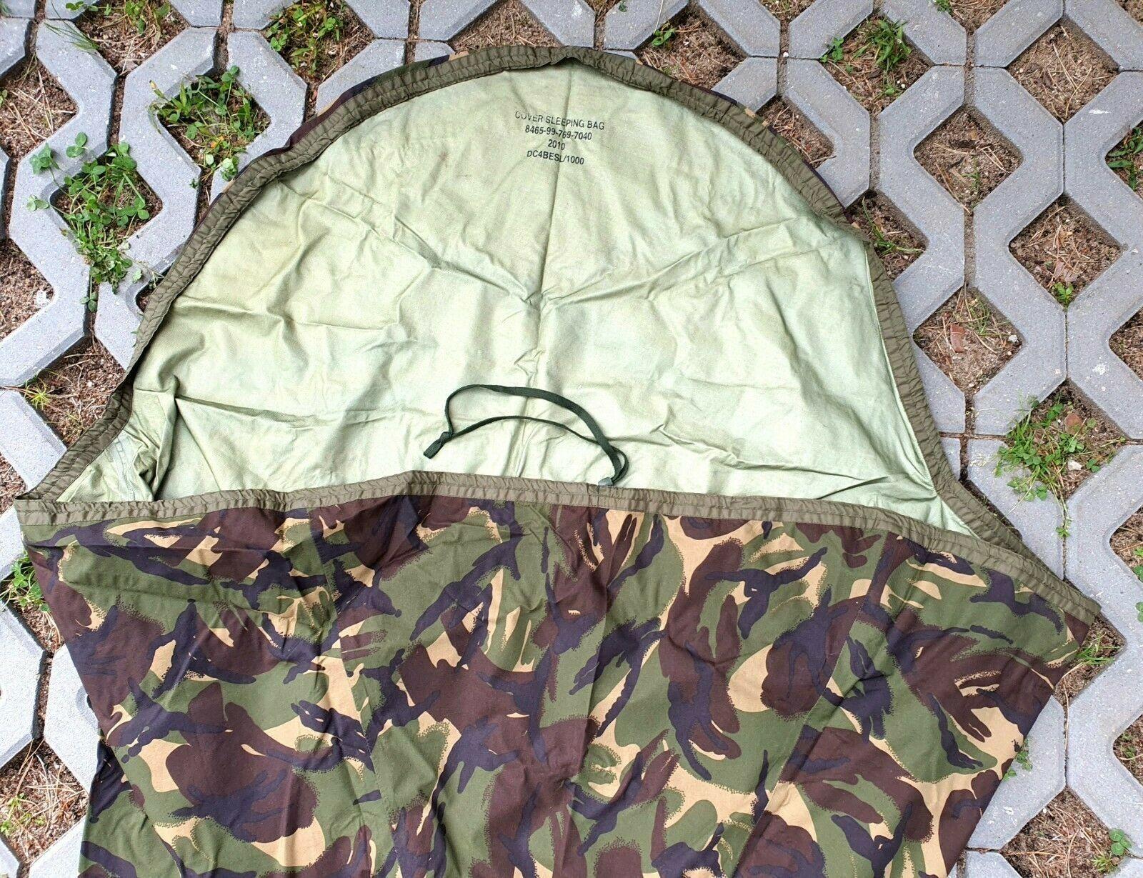 чехол на спальный мешок, армии Британии