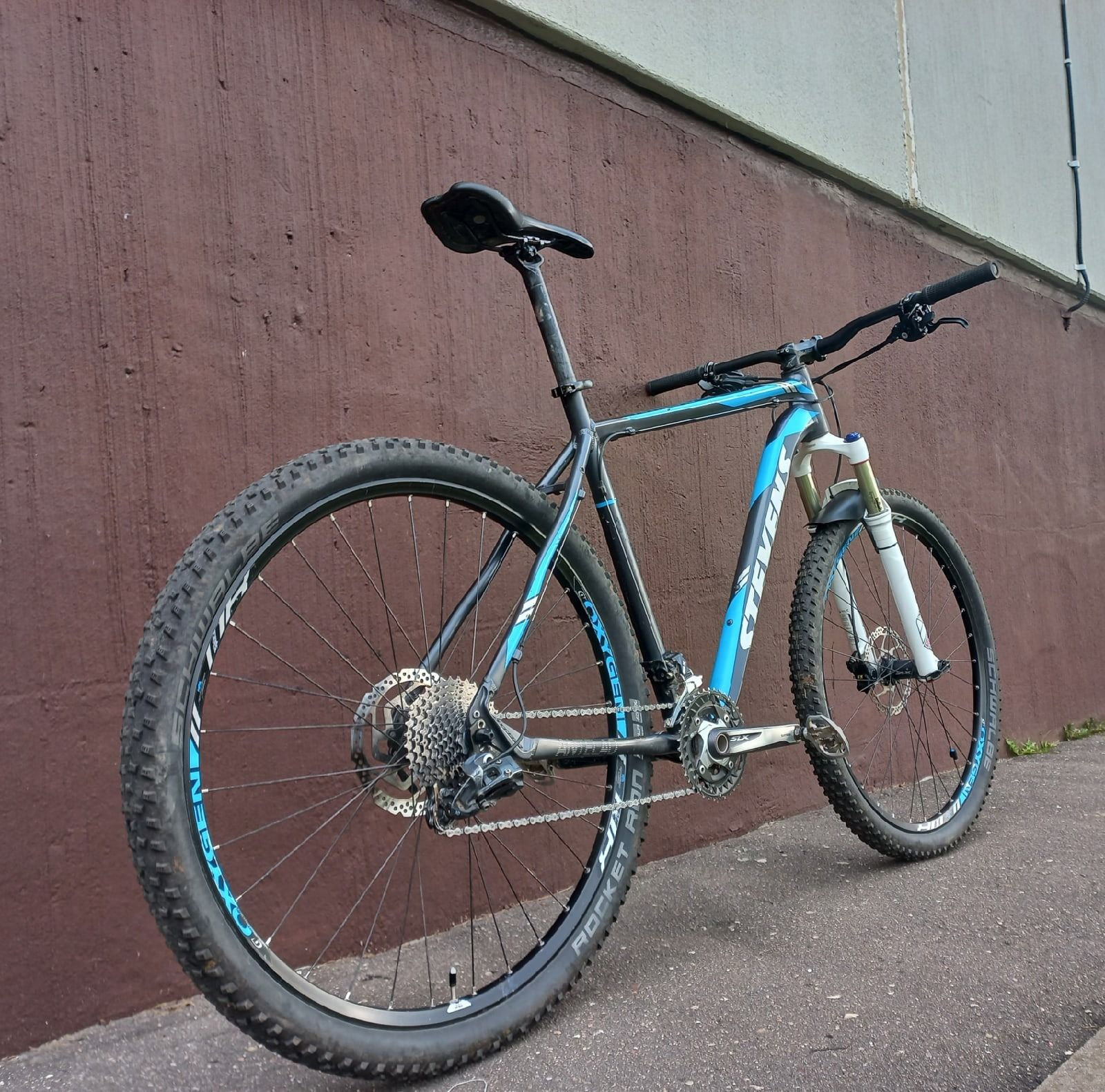 Велосипед stevens antelao 2015 29er