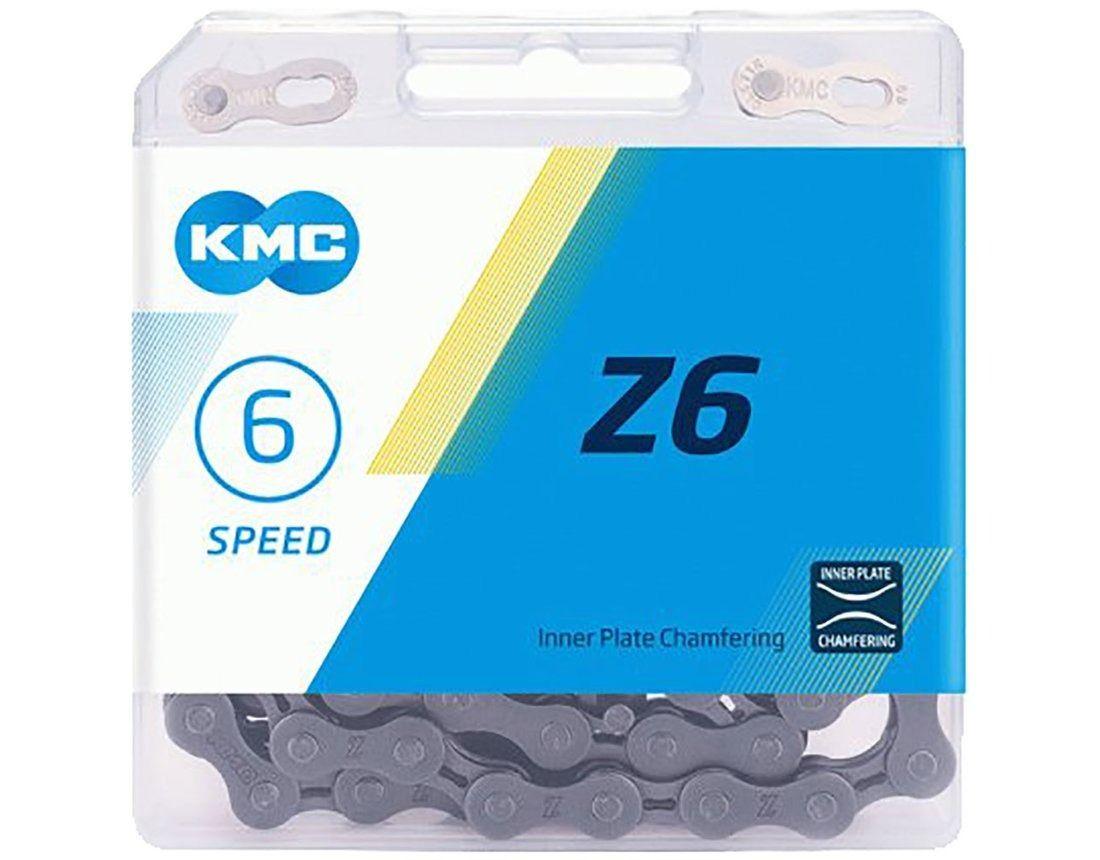 Новая цепь KMC Z6 6/7/8spd