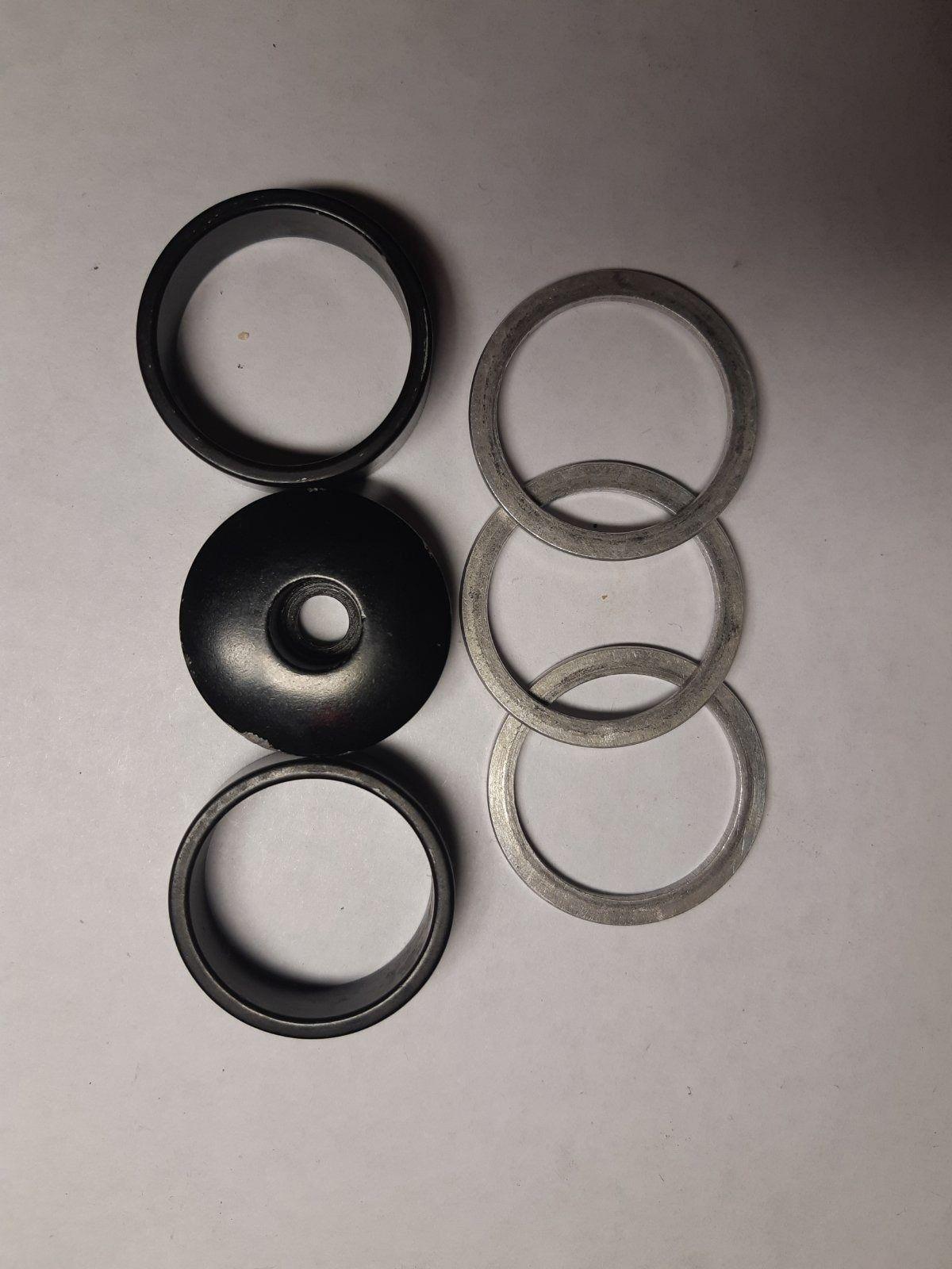 Проставочные кольца+крышка