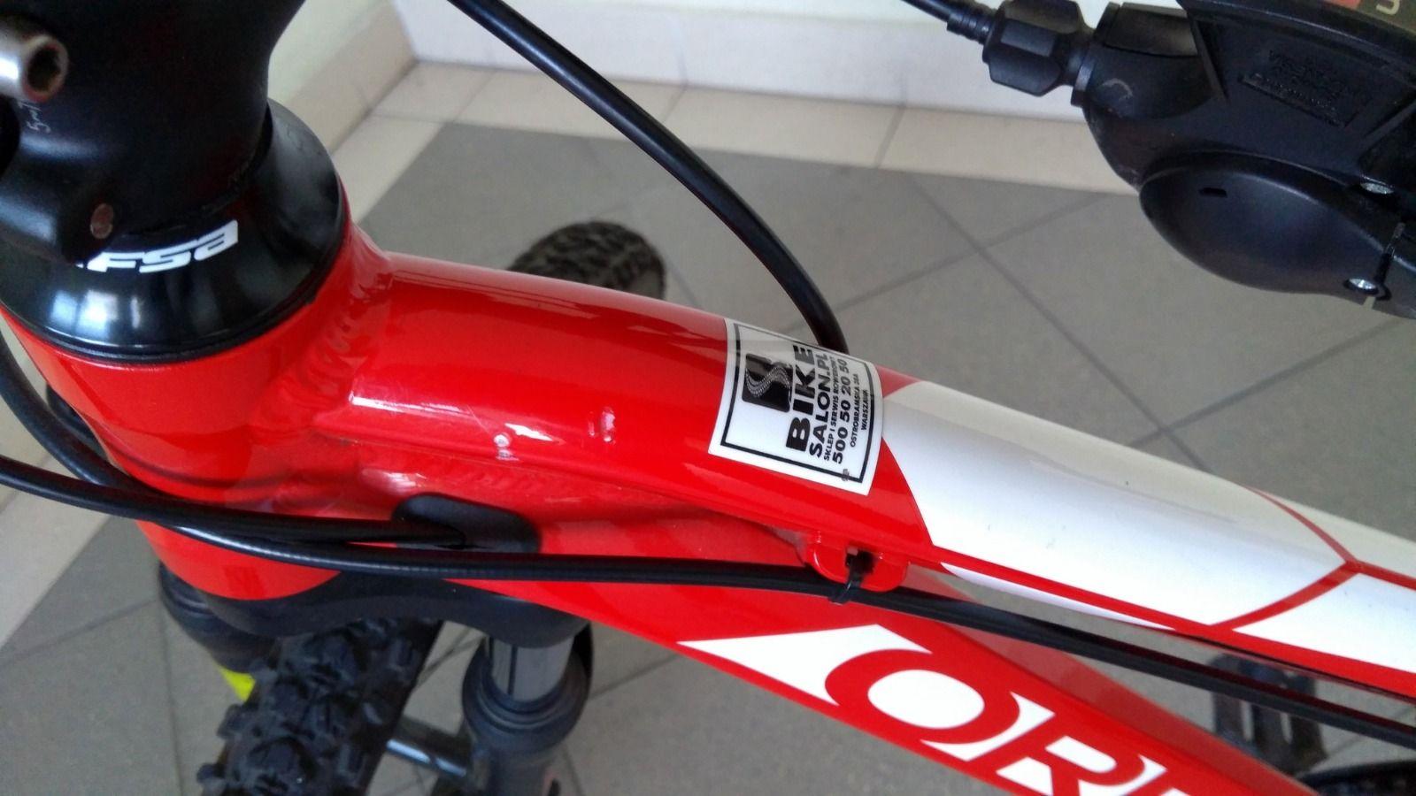 Детский велосипед ORBEA MX 24 XC