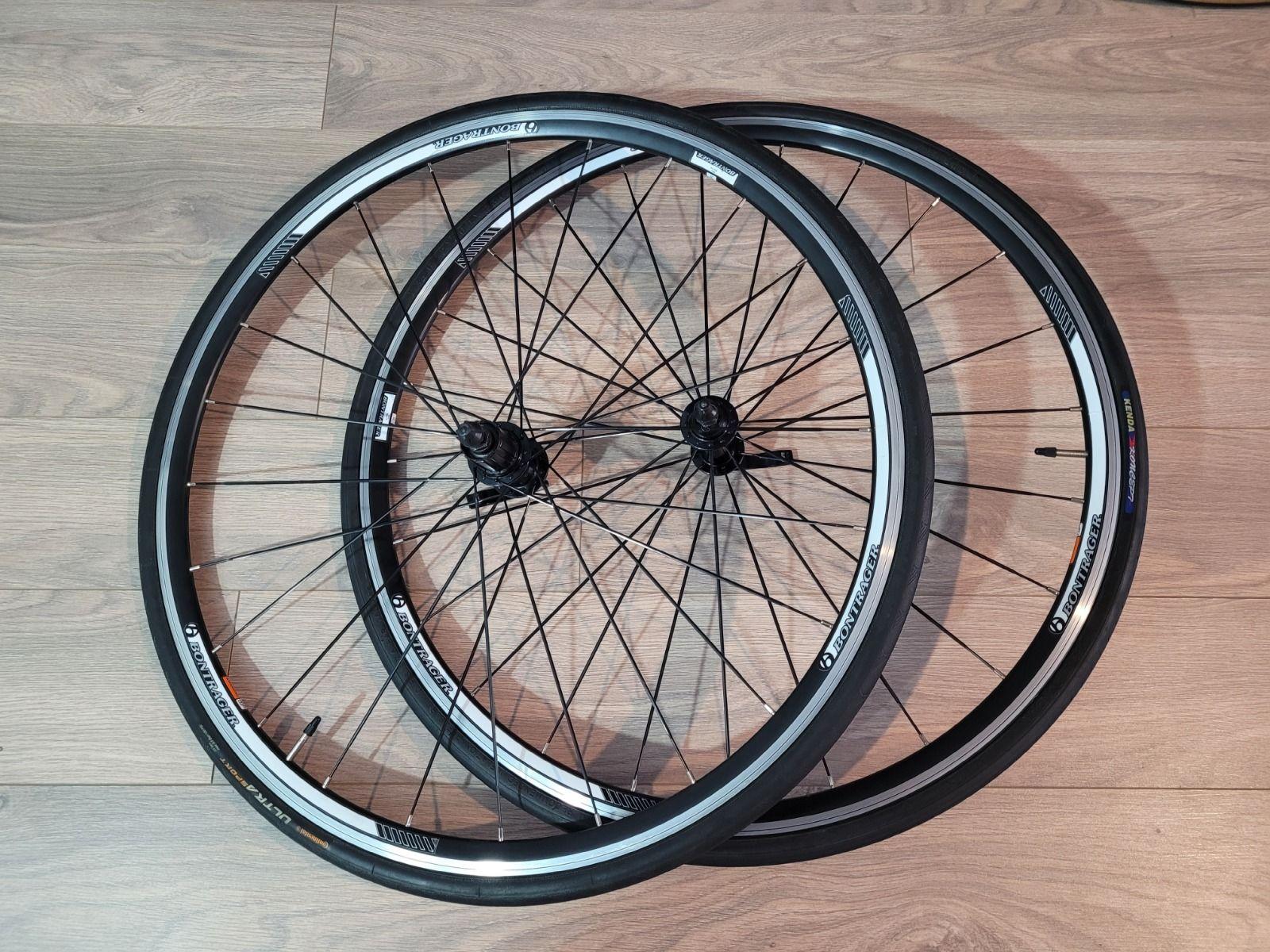 Шоссейные колеса Bontrager