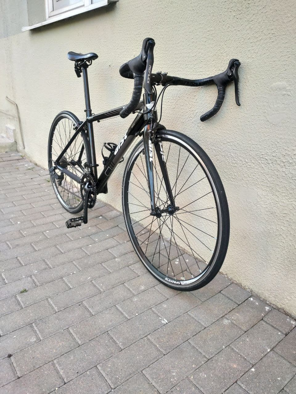 Велосипед AIST Шоссе 2х8