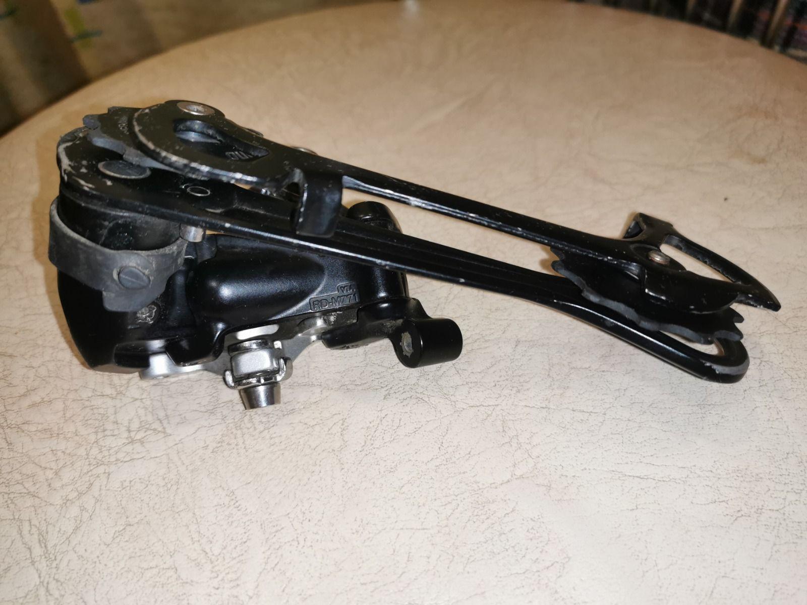 Задний переключатель Shimano XT 9 ск
