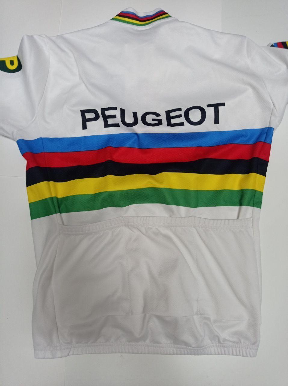 Джерси UCI Santini SMS Peugeot