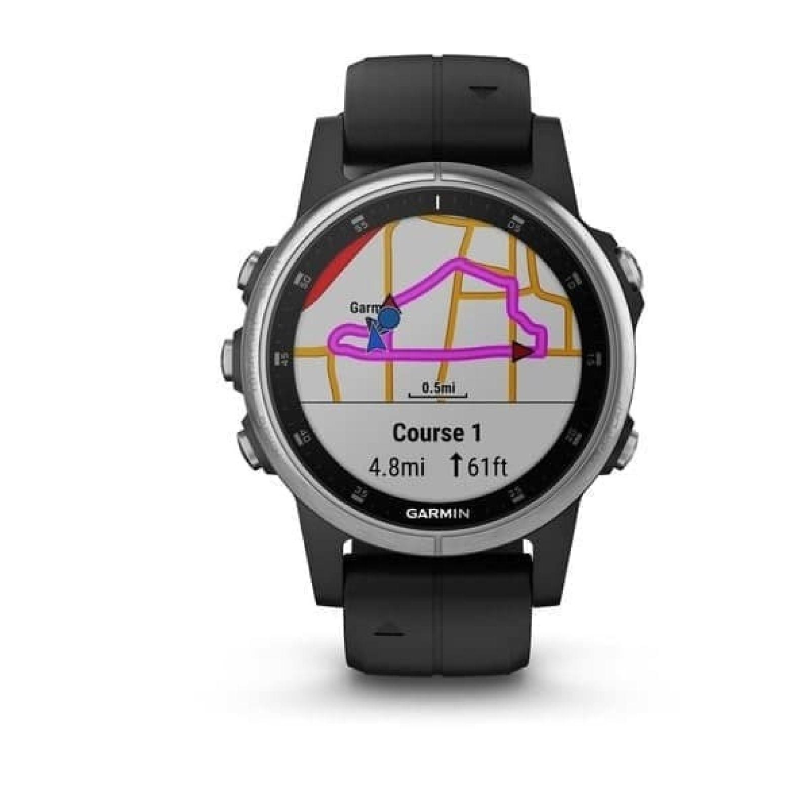 Garmin fenix 5S Plus новые GPS часы
