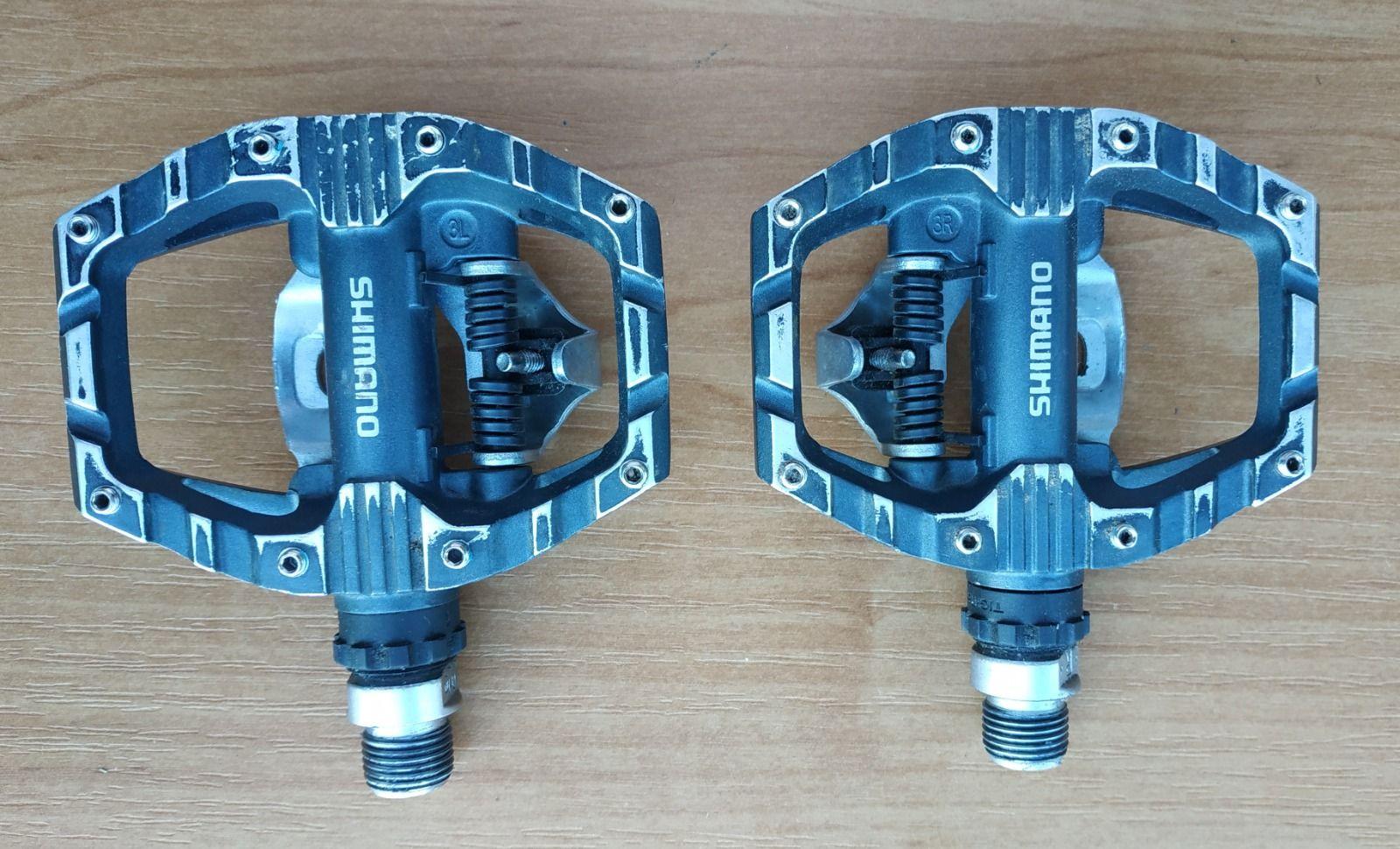 Педали PD-EH500 универсальные контактные