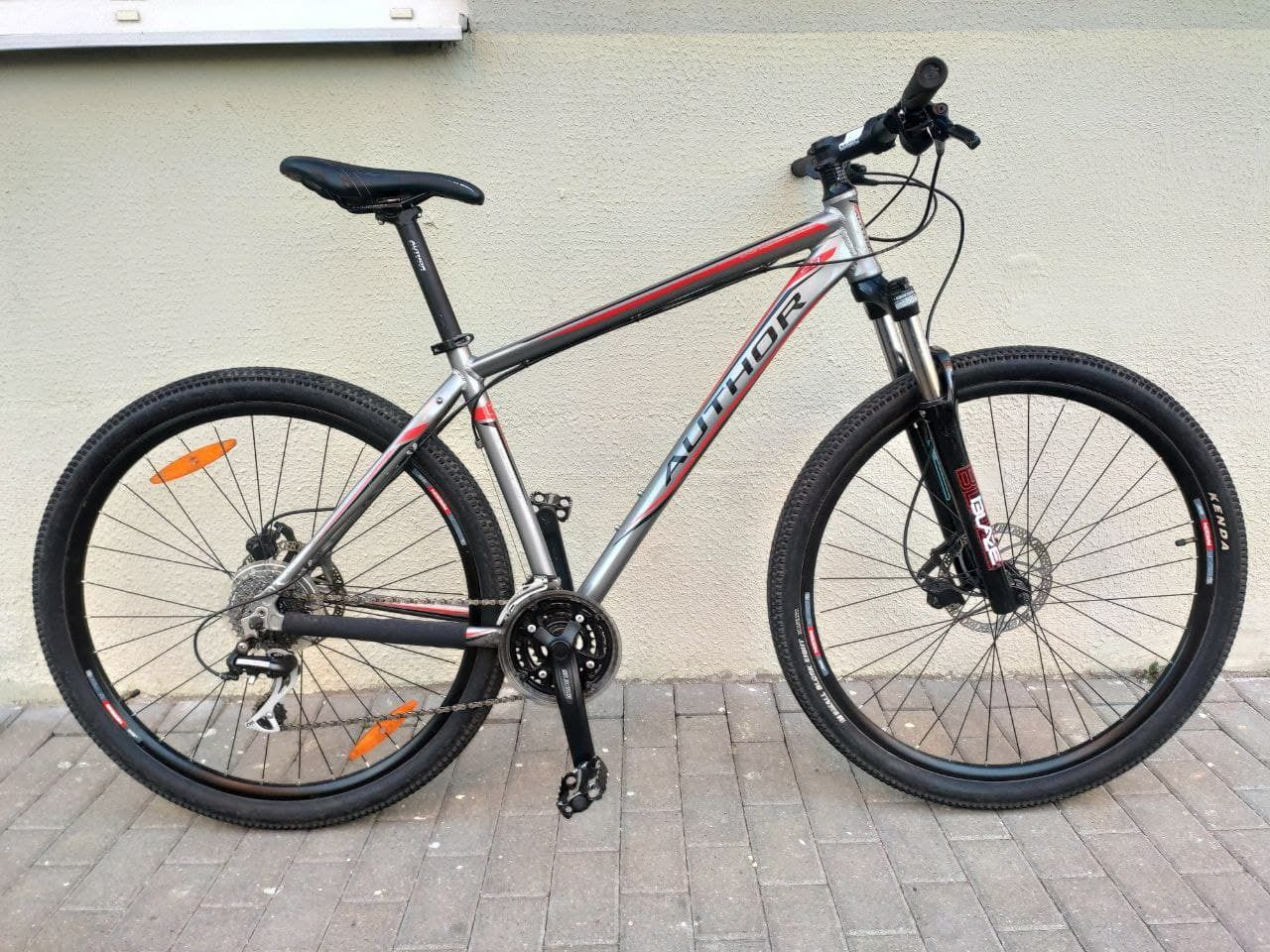 Велосипед Author Solution 29