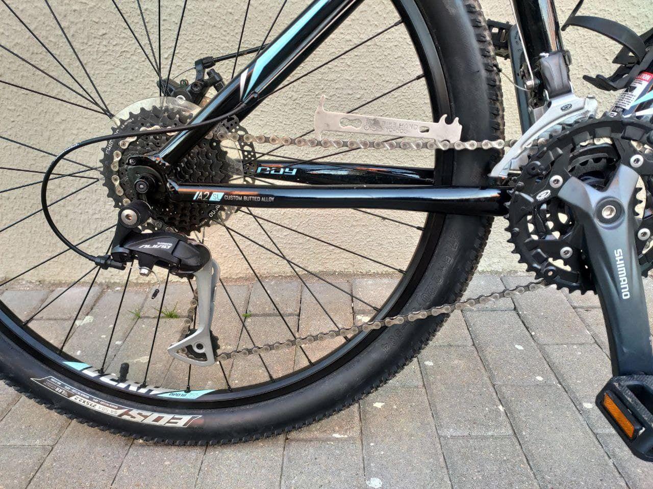 Велосипед Fuji Addy 27,5 Disc