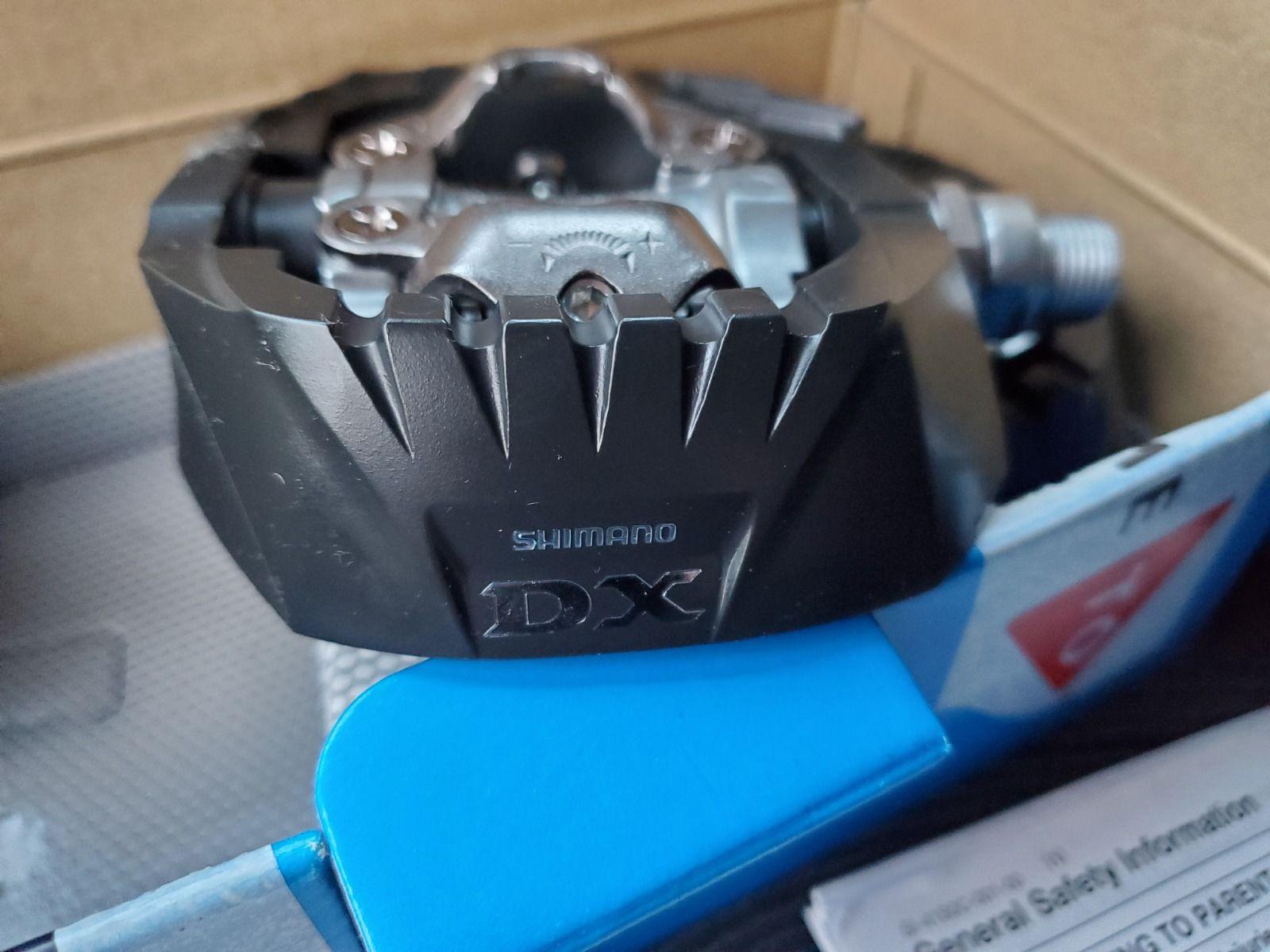 Контактные педали Shimano PD-M647 SPD Pedal