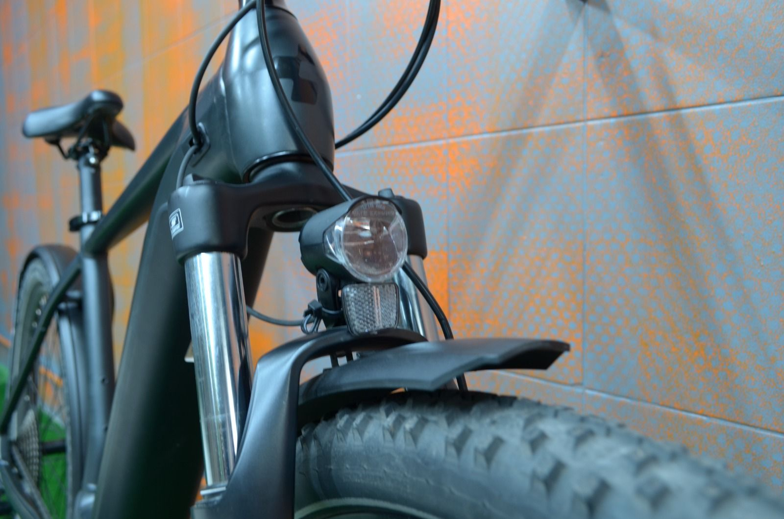 Электровелосипед Cube Cross Hybrid Pro 625 Allroad