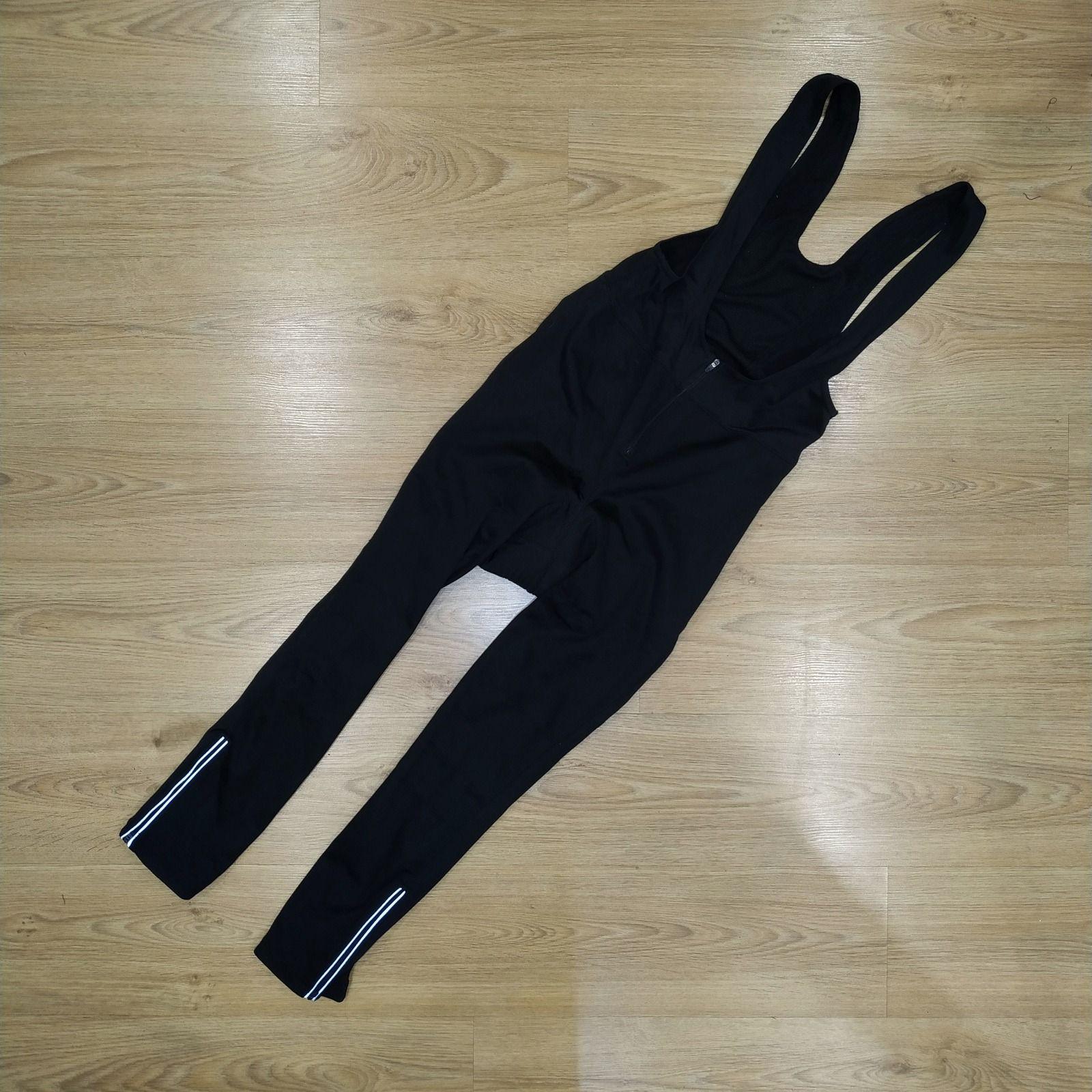 Утепленные штаны на лямках SHAMP