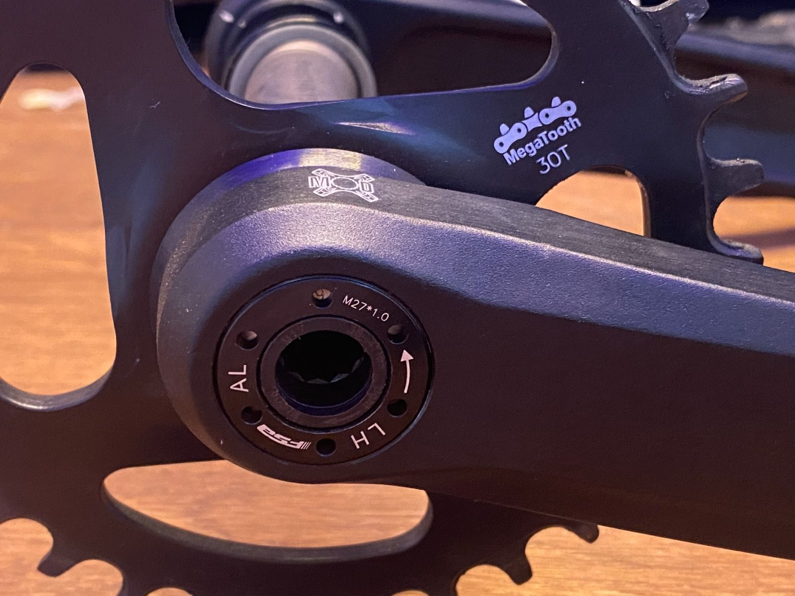 FSA Comet, Modular 1x, 30T Direct Mount Chainring, MegaTooth Technology, Boost Spacing