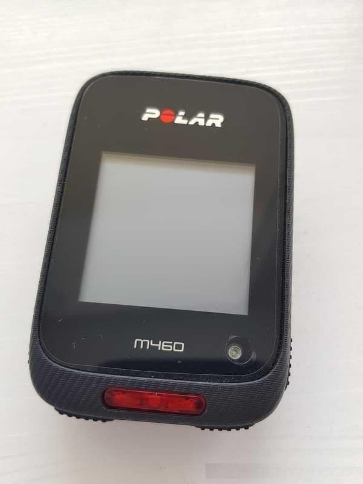 Велокомпьютер Polar M460
