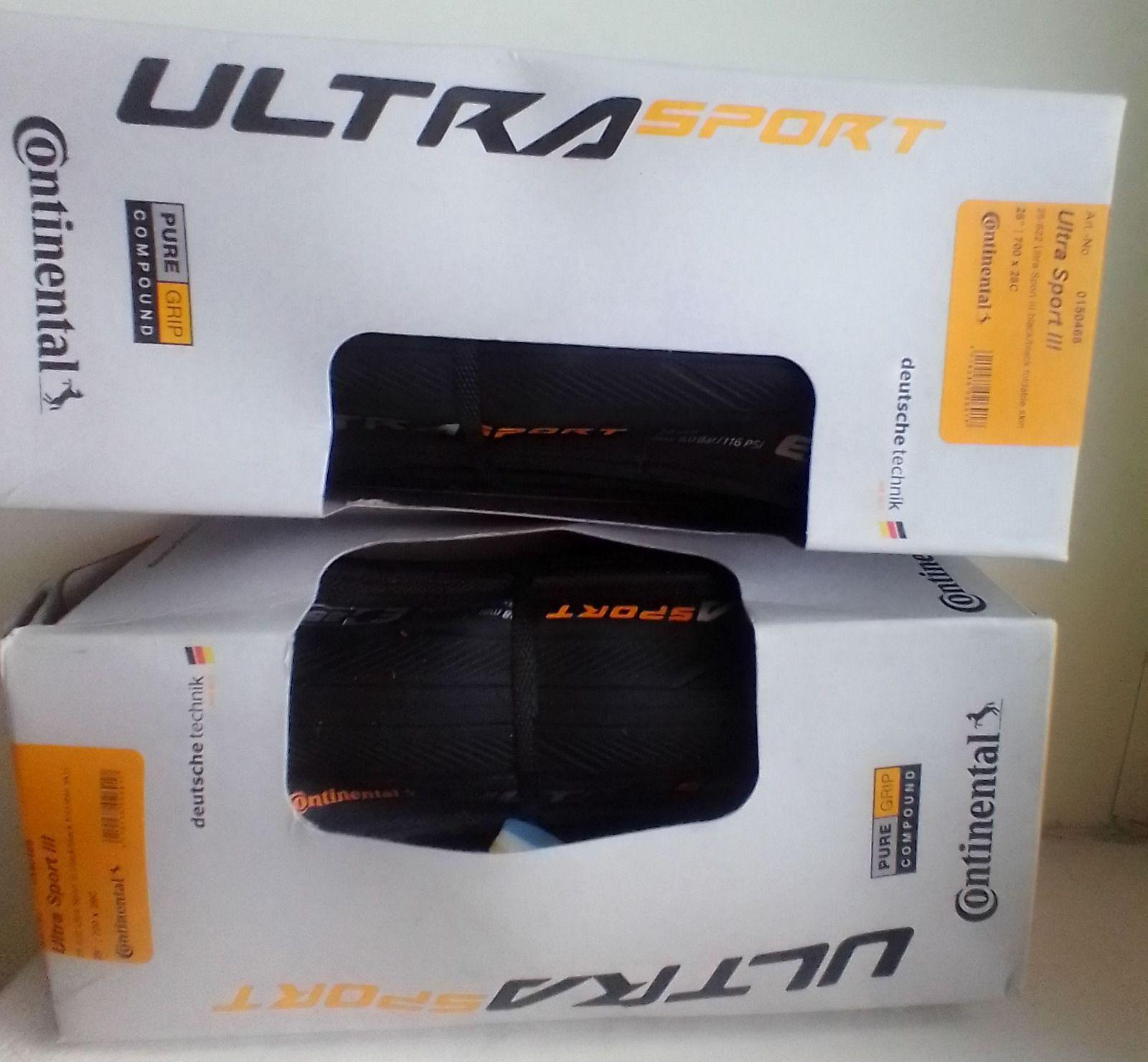 Continental UltraSport3 28mm