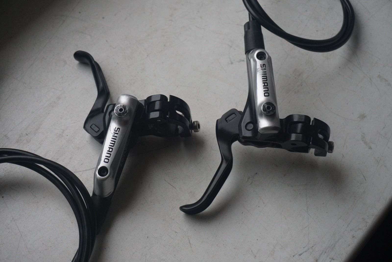 Тормоза Shimano Deore M615