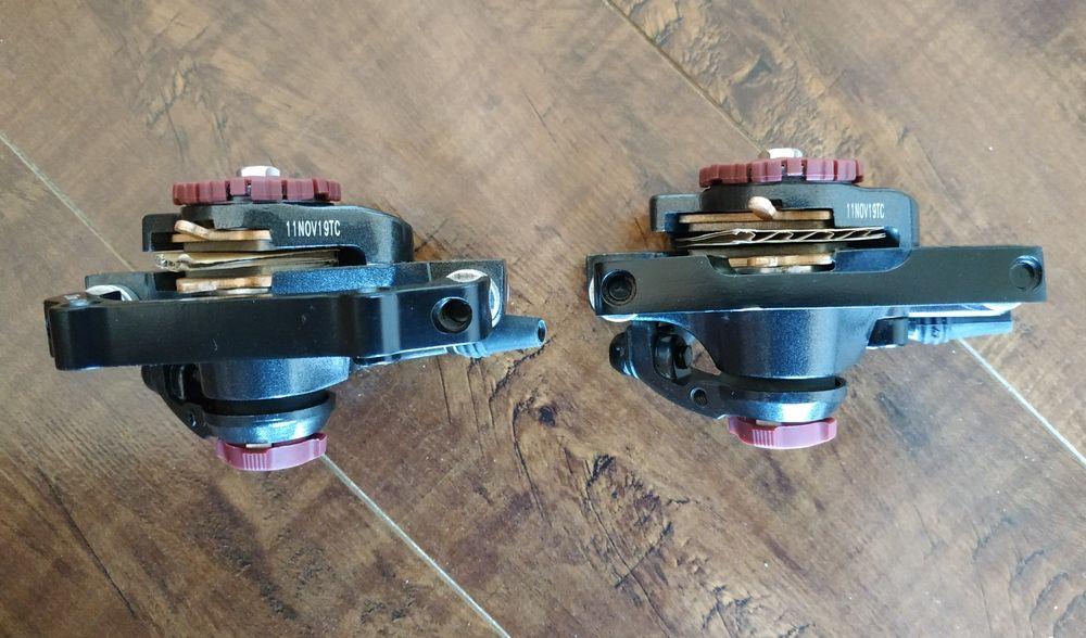 Механические тормоза Avid BB7