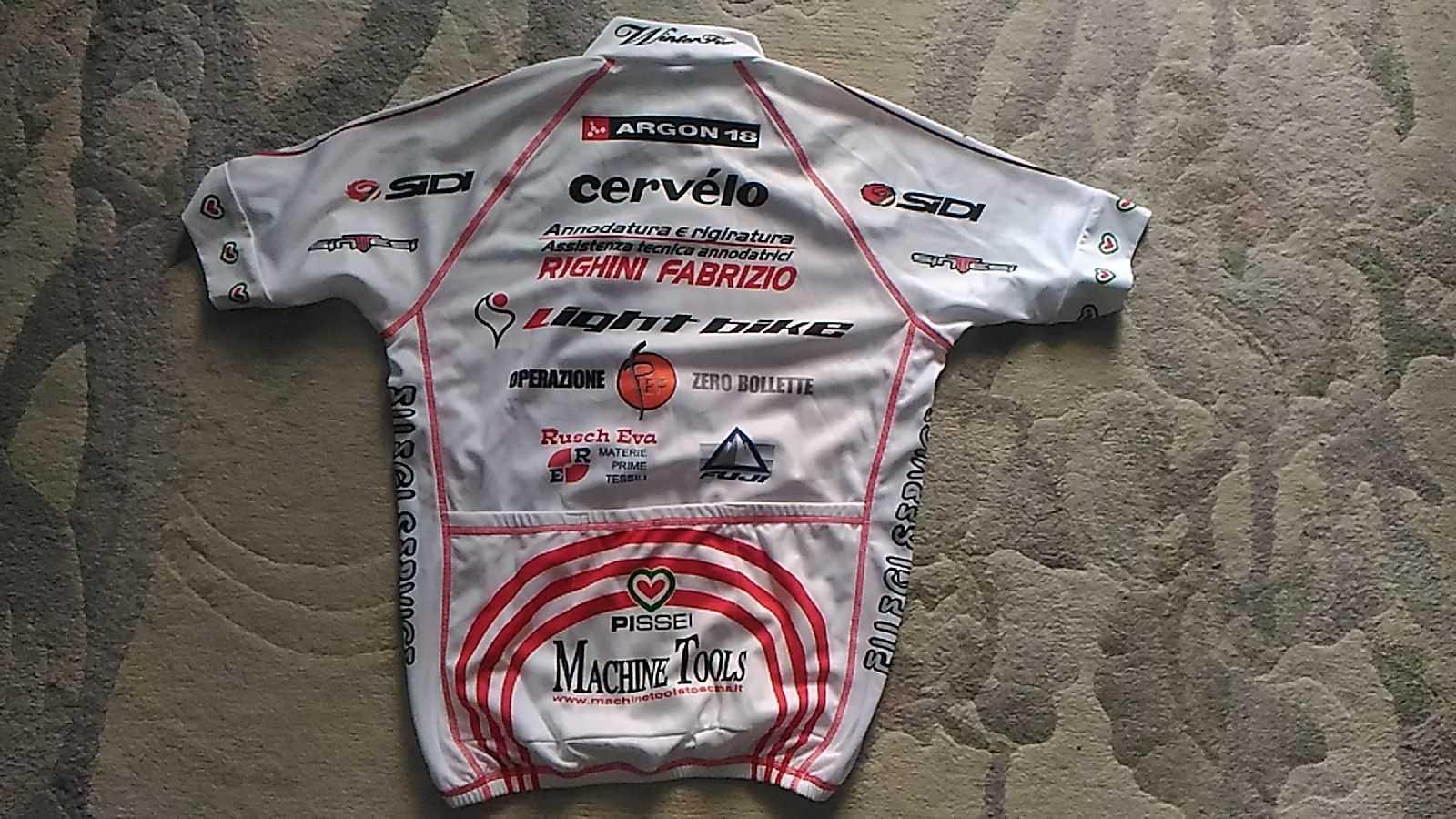 Комплект велоформы