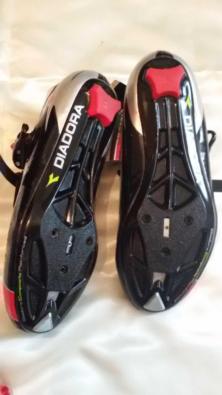 Велотуфли Diadora