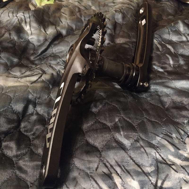 Шатуны Provil Hollowtech II 170/175мм