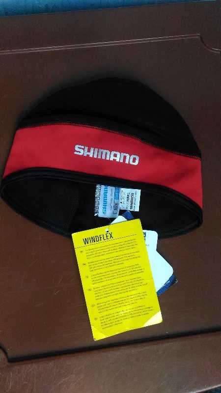 Подшлемник (шапка) Shimano