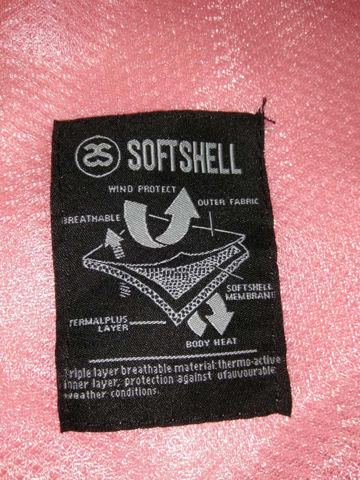 Softshell женская куртка. Размер S (42-44).