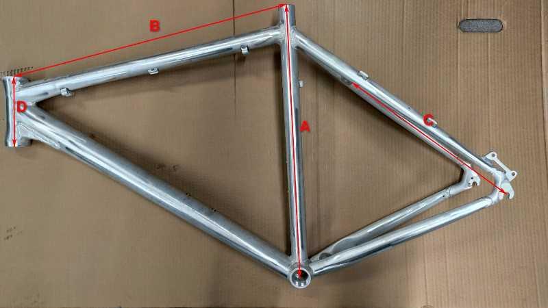 Велосипедные рамы OEM Merida Matts / Kalahari