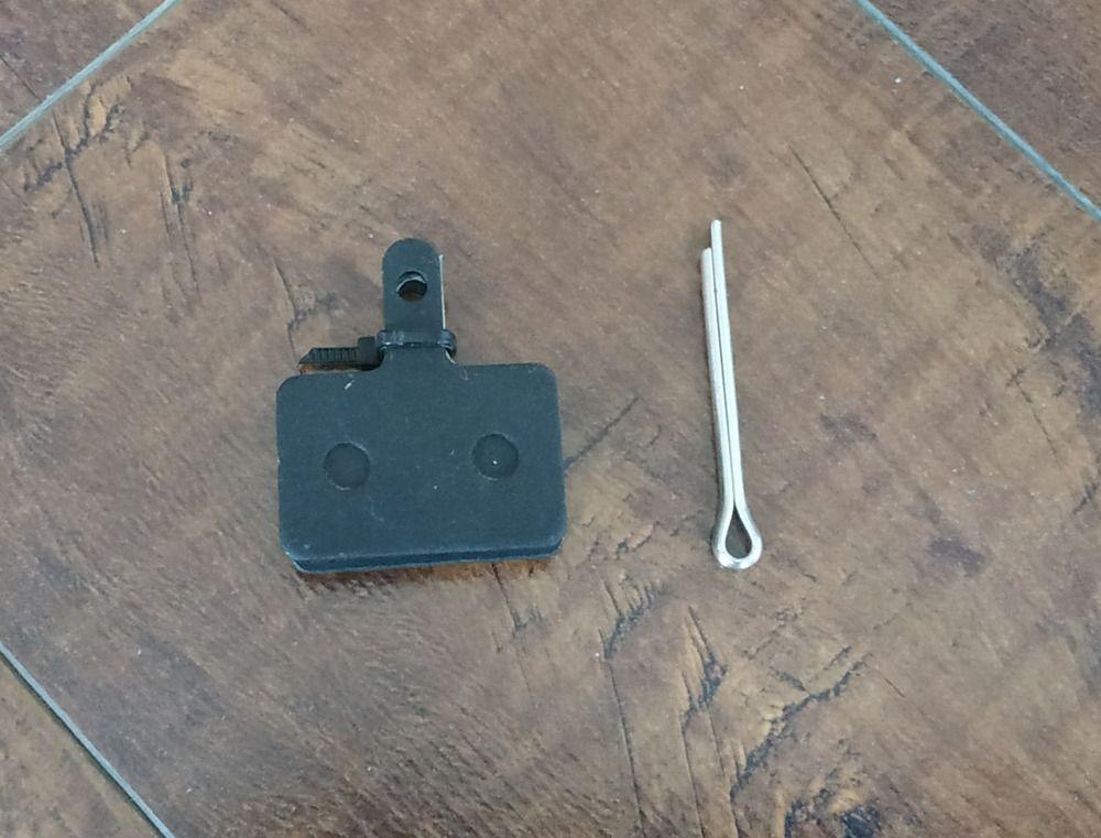 Тормозные колодки DS-01S, аналог B01S