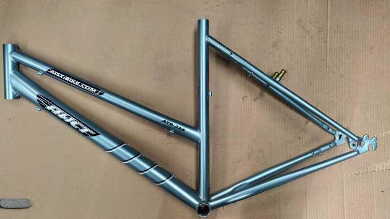 Новые железные рамы Аист 28'