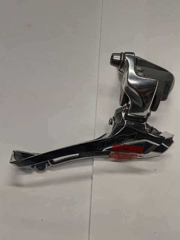 Переключатель передний Shimano Tiagra FD-4600 2x10 Новый.