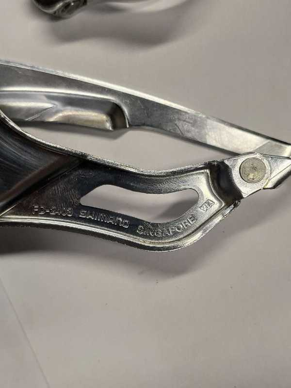 Переключатель передний Shimano Claris FD-2403-F 3x8 ск