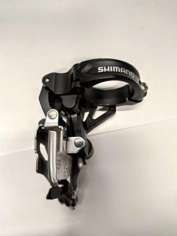 Переключатель скоростей Shimano SHIMANO DEORE FD-M618-H 2x10