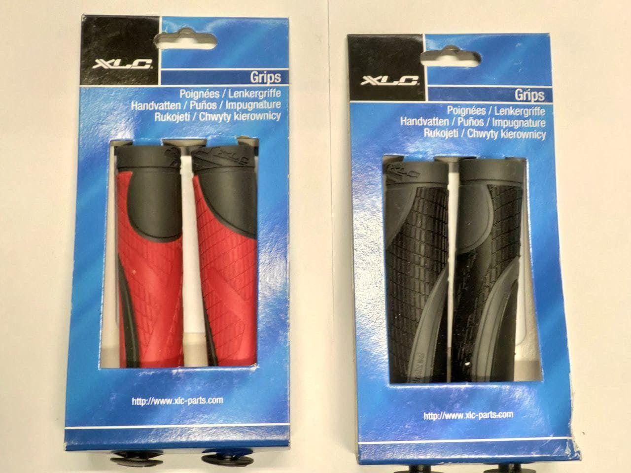 Грипсы XLC Bar Grips Sport bo GR-S18