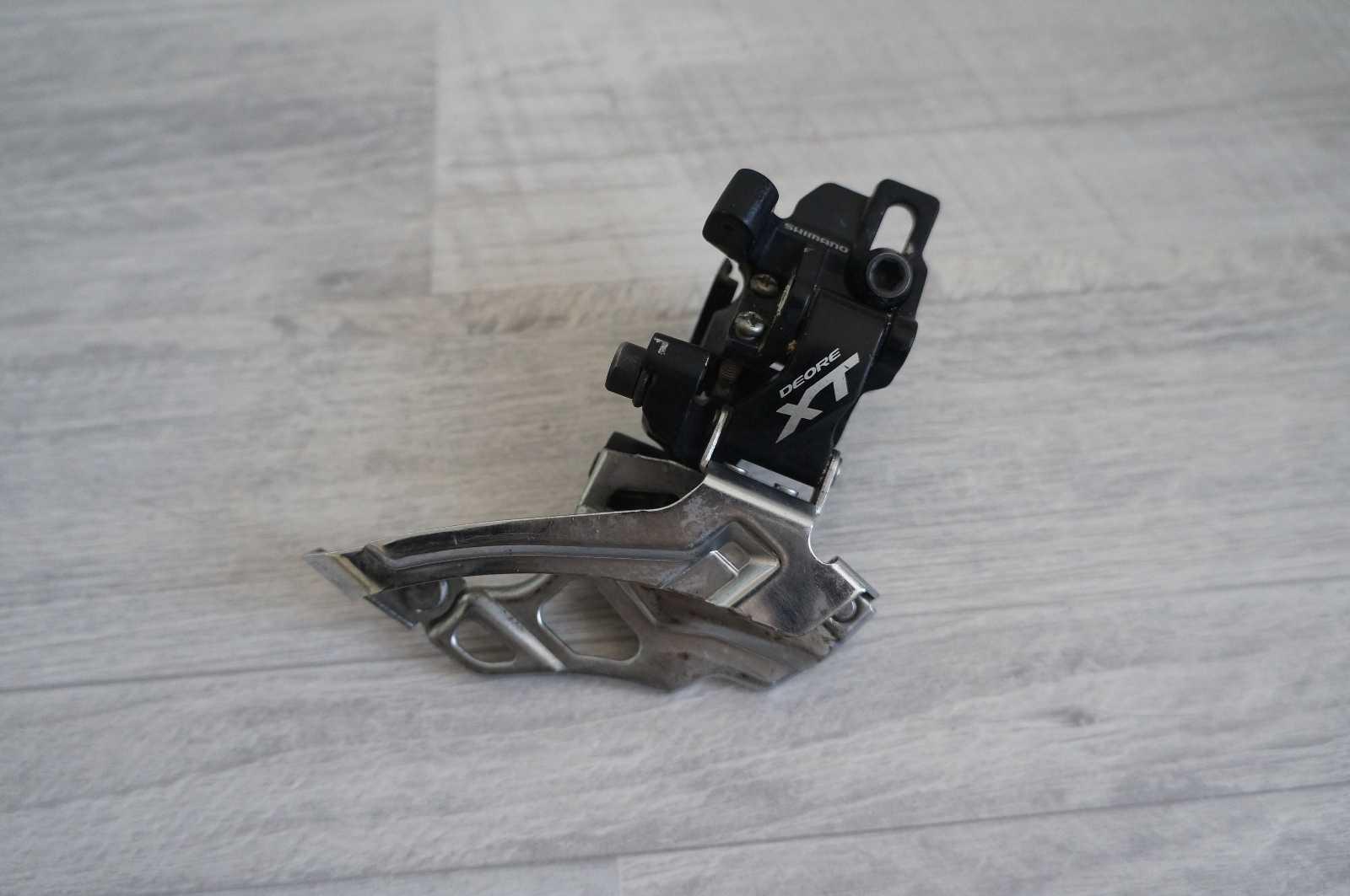 Передний переключатель Shimano XT FD-M786