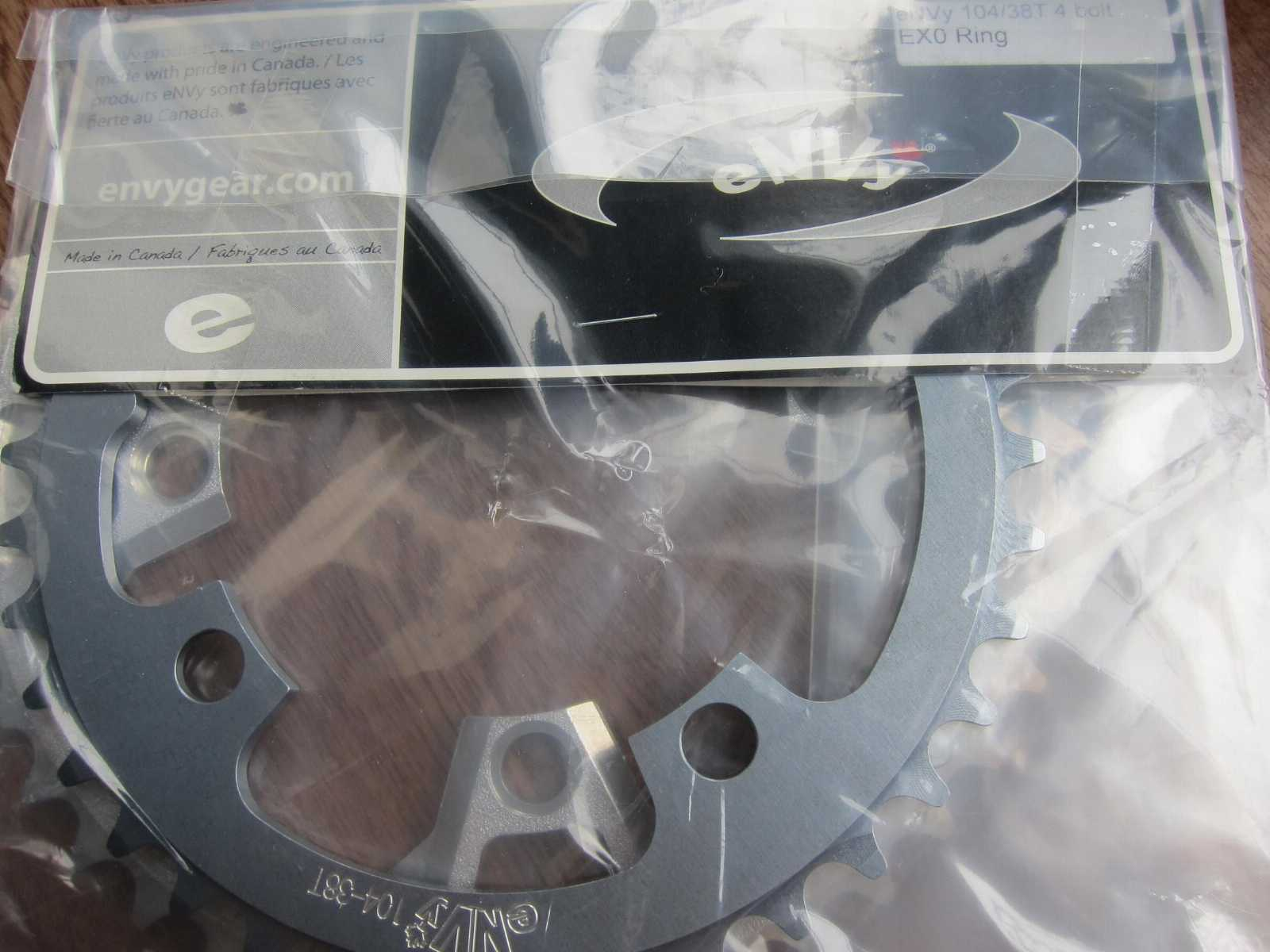новая звезда 38t eNVy EXO(EX0) Made in Canada 104bcd