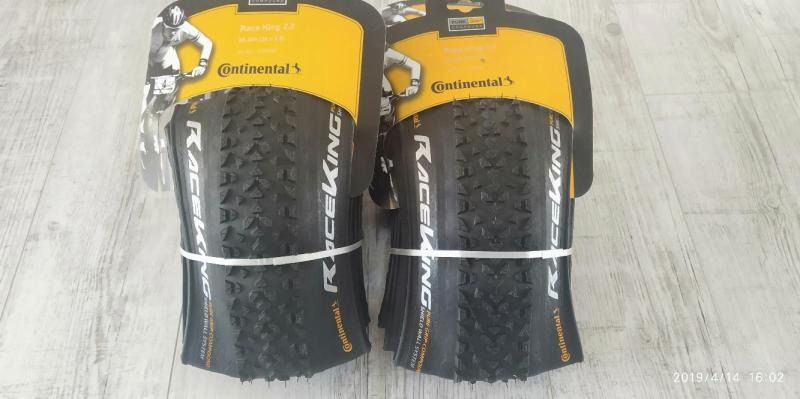 Continental  Race King 2.2 Performance TLR 29x2.2