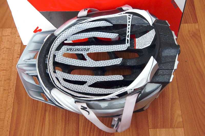 Шлем Specialized S3 размер S: 51-57см.