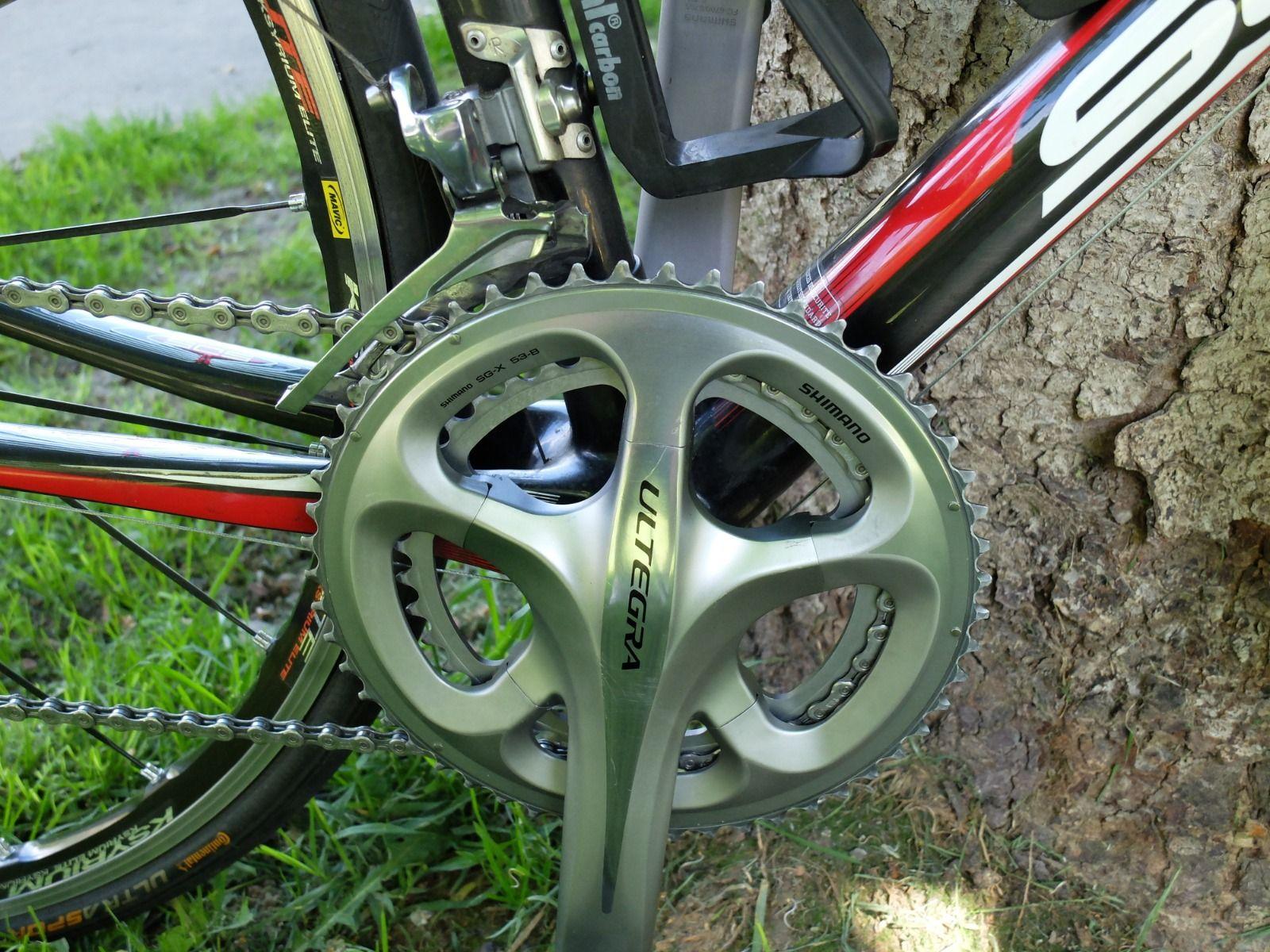 Велосипед Шоссе Scott CRpro1 (54 size)