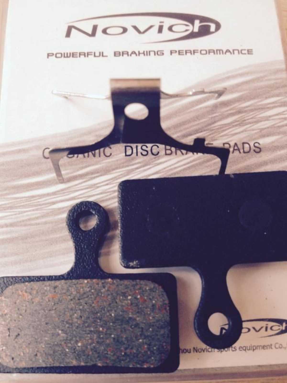 Полуметаллические колодки длядисковых тормозов Shimano XTR/XT/SLX/Alfine